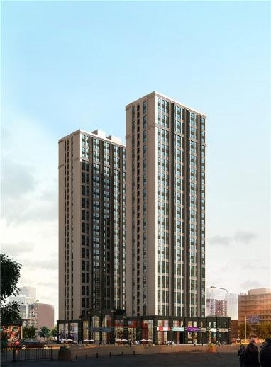 万华•百合公寓