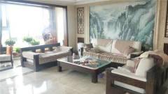 明珠无虚假美林御苑精装复室带阁楼,实际280多平带家具