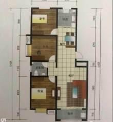 (圣城街道)怡景花园3室2厅1卫135m²毛坯房