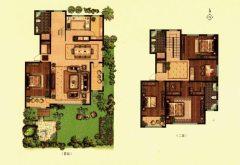 (圣城街道)唐宁7号4室2厅2卫320m²毛坯房