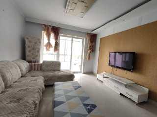 领包入住:中南世纪城2室2厅1卫100平精装带家具电 1万9
