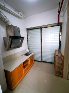 (圣城街道)中阳渤海花园1室1厅1卫58m²精装修