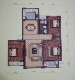 金桂园多层电梯洋房三室  送车位和储藏室