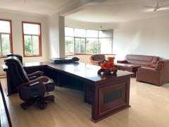 仓圣公园北邻:办公室出租精装 年付3万