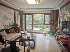 德润绿城金桂园精装复式1/2楼带大院子南开门位置好