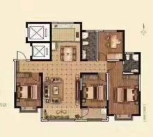铁路花园东区小高4楼 149平四室 经典户型南北通透 不遮不挡 带车位储藏室