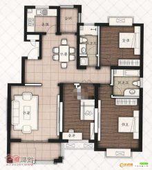 新城明珠3室2厅2卫128.8万146.5m²出售7楼带车库