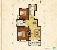 清河垄塬2室2厅1卫83.5万95.23m²出售9楼