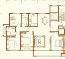寿光一中学区房,理想之城悦园156m²大四室仅售125万