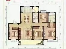 现代锦城4室2厅2卫118.5万182m²毛坯房出售