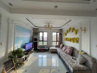 德润绿城玉兰园3室2厅1卫94.9万126m2精装修出售